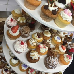 Cupcakes Toren